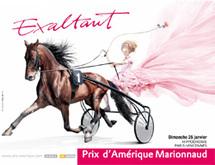 Prix d'Amérique Marionnaud 2009, 88ème édition.